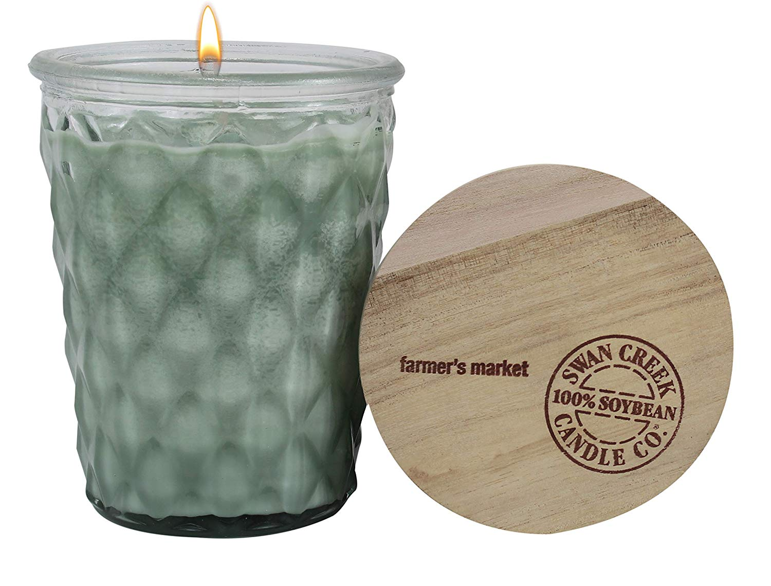 Swan Creek Candle (Fragrance will vary)