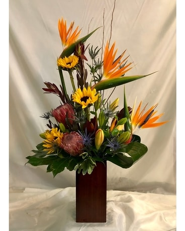 Paradise Flower Arrangement