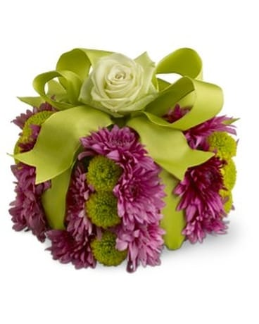 A Gift For You Flower Arrangement
