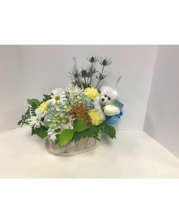 Lil One Bouquet Flower Arrangement