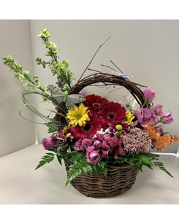 Spring Fling Flower Arrangement