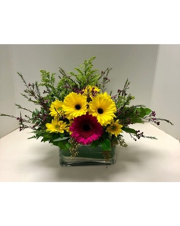 Sprinkle of Sunshine Flower Arrangement