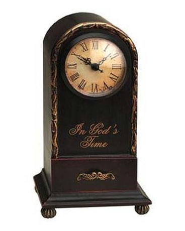 In God's Time Clock