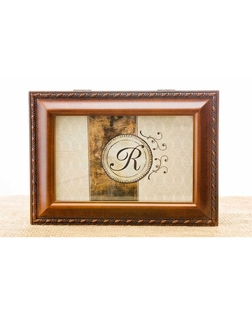 Monogram Music Box