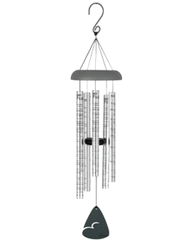 23rd Psalm Windchimes -