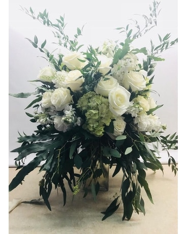 VASE OF ROSES Custom product