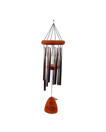 Bronze Windchimes