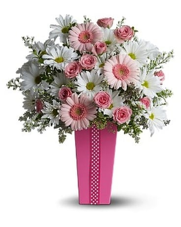 Young Love Flower Arrangement