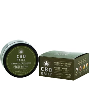 CBD Triple Strength Intensive Cream