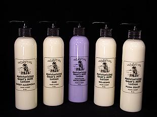 Windrift  Moisturizing Goat Milk Lotion