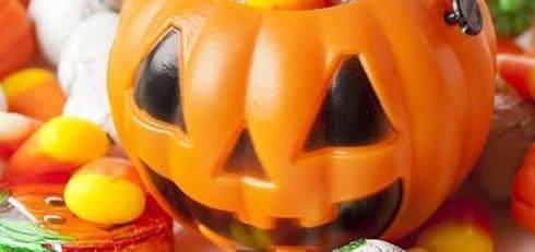 Halloween Pumpkin Class