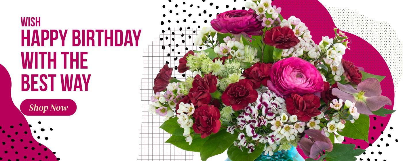 Pleasanton Florist Flower Delivery By Bloomies On Main Llc