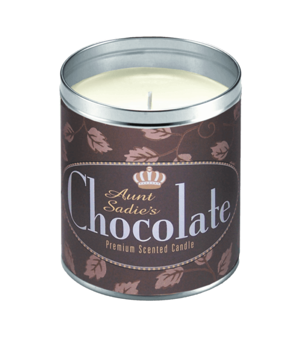 Aunt Sadies Chocolate Candle