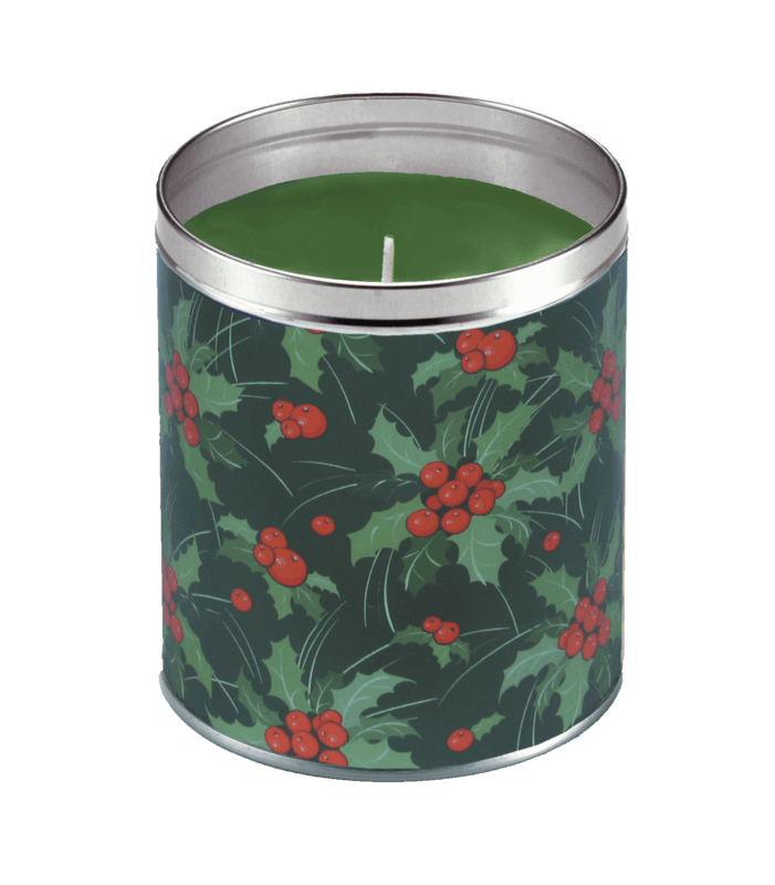 Aunt Sadies Holly Jolly Candle