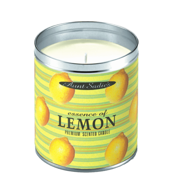 Aunt Sadies Essence of Lemons Candle