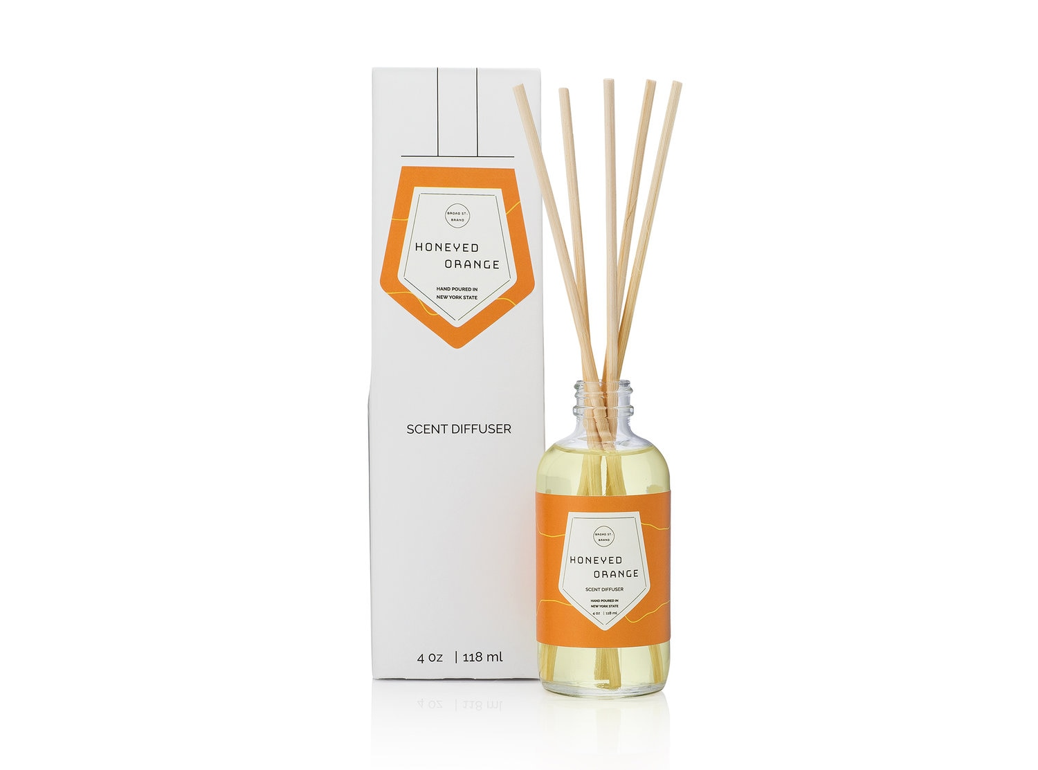Kobo Honeyed Orange Room Diffuser