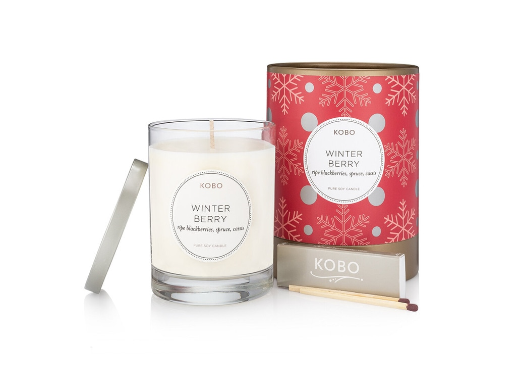 Kobo Winter Berry Candle
