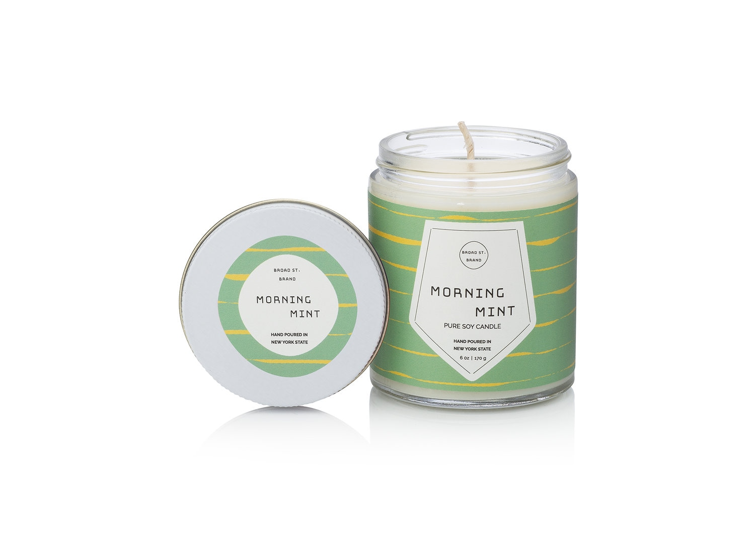 Kobo Morning Mint Candle