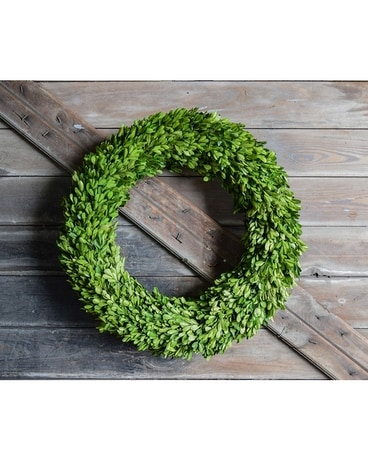 Boxwood Country Manor Wreath Gifts