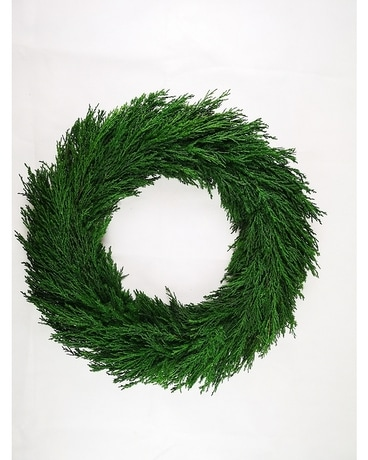 Emerald Cypress Wreath Gifts