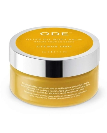 Citrus Oro Olive Oil Body Balm Gifts