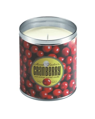 Aun Sadies Cranberry Candle Gifts