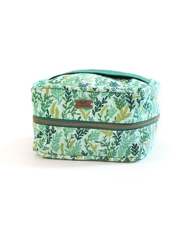 MInt Meadow Cosmetic Pouch Gifts