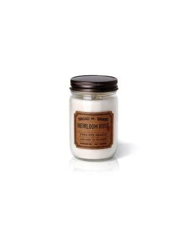 Broad St. Heirloom Rose Candle Gifts