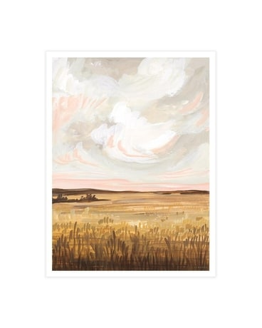 Landscape No. 7 Poster Print Gifts