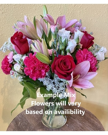 Florist's Choice Flower Arrangement