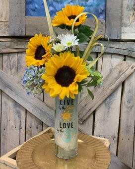 Summer Lovin' Flower Arrangement