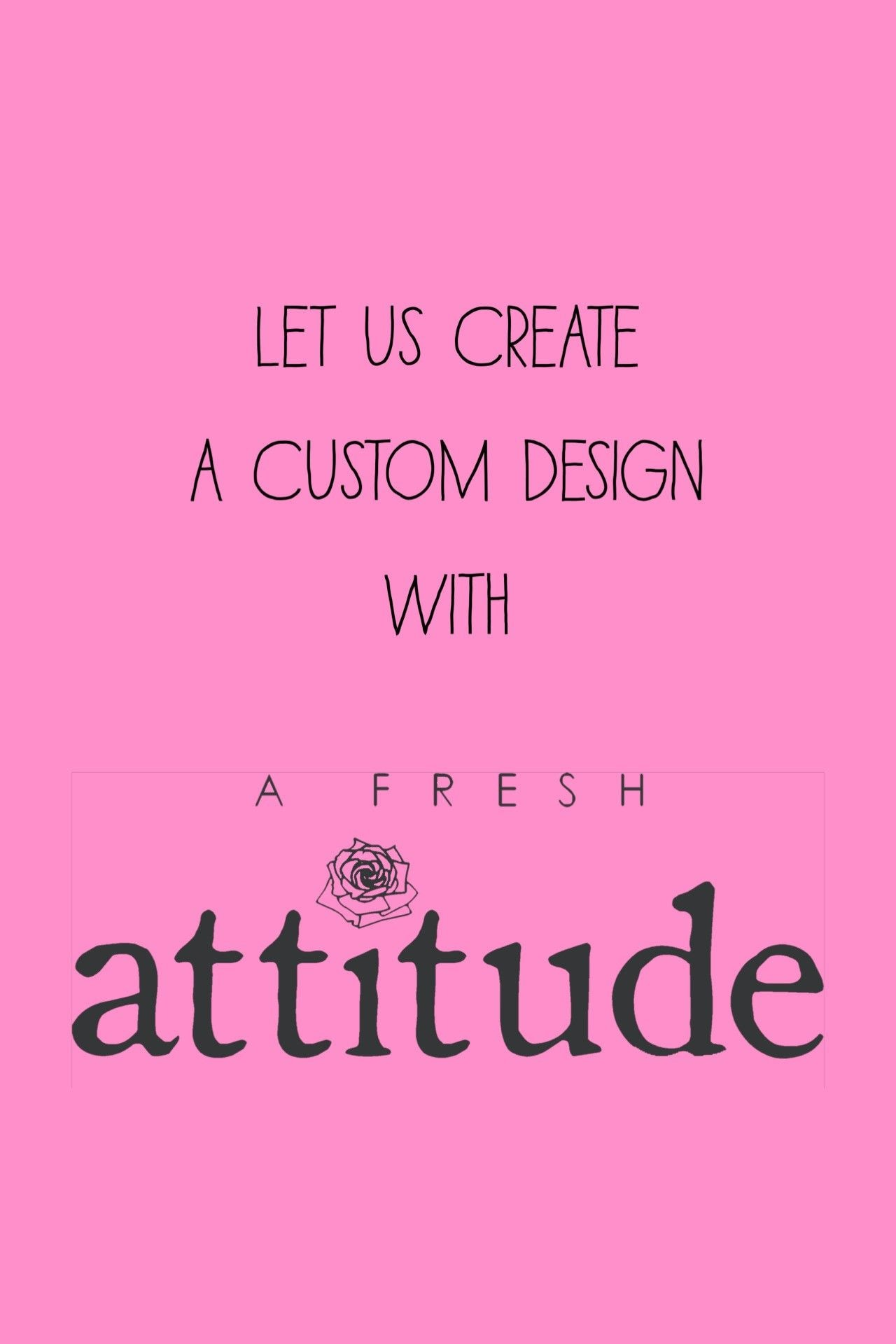 A Fresh Attitude Designer Choice