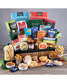 Designers Choice Snack Basket