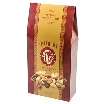 Supreme Salted Mixed Nuts