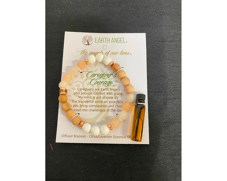 Earth Angel Essential Oil Bracelet Gifts
