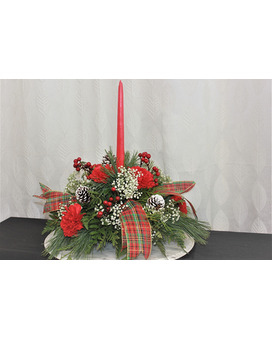 Family Celebration Flower Arrangement