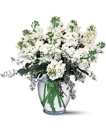 Stylish Stock Flower Arrangement
