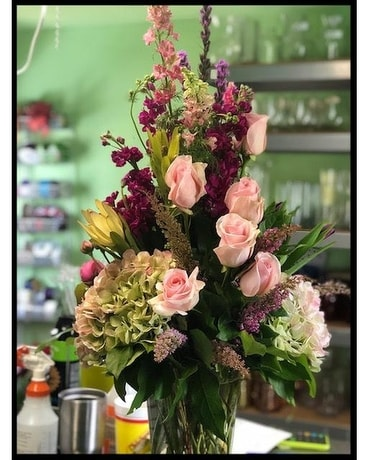 FABULOUS Flower Arrangement
