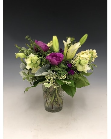 Blossoming Buds Flower Arrangement