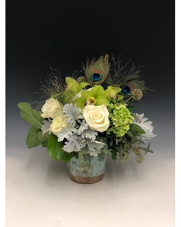 Urban Aloha Flower Arrangement