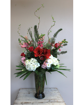 Loving Embrace Flower Arrangement