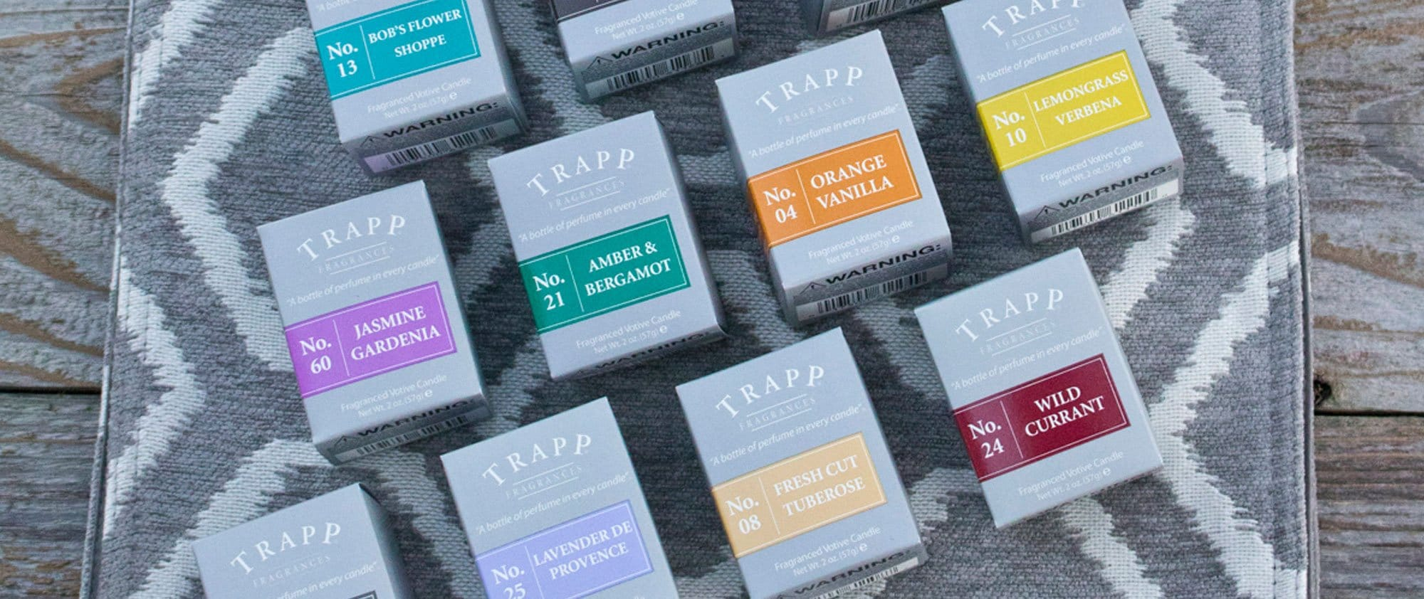 Trapp Votive Candles