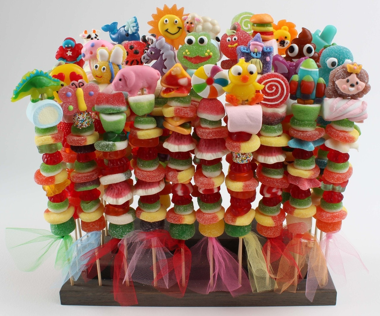Forever Sweet Candy Kabobs