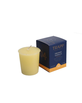 Trapp #4 Orange Vanilla Votive Gifts