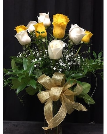 Roses Flower Arrangement