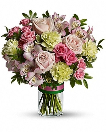 Teleflora's Wonderful You Bouquet Flower Arrangement
