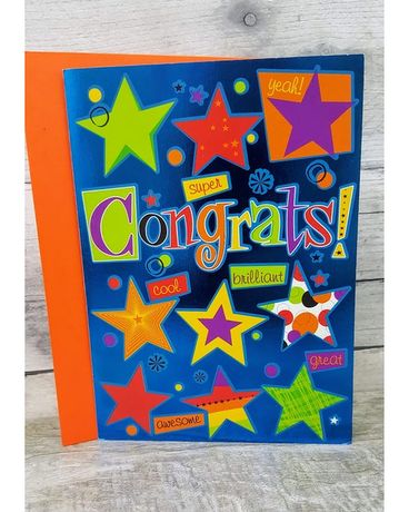 Graduation Card Gifts