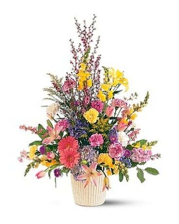 Spring Hope Arrangement Flower Arrangement