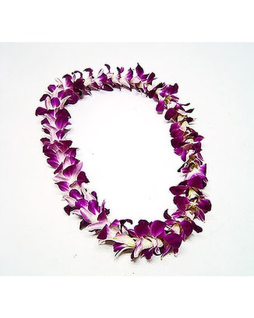 Orchid Lei #5