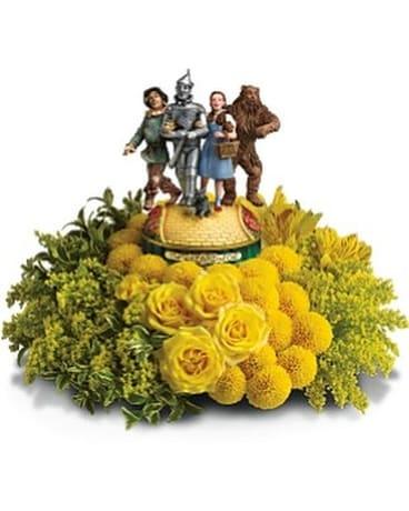 The Wizard Of Oz Bouquet By Teleflora Flower Arrangement